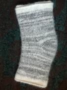 Наколенники из шерсти (цвет серый)