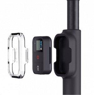 Монопод для экшн камер POLE 39 Remote с креплением для WiFi пульта, 100 cм