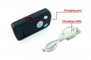 Bluetooth пульт для селфи Yunteng с зумом