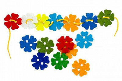 Smile Decor - развивающие игрушки, заготовки, пазлы  — Шнуровки — Развивающие игрушки