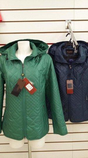 Куртка синего цвета