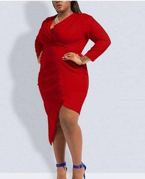Женственное платье на 56-58 р-р