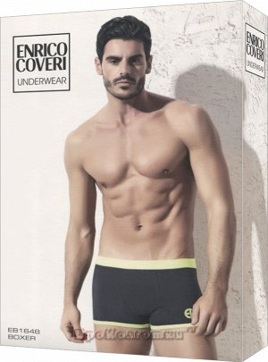 ENRICO COVERI, EB1648 uomo boxer