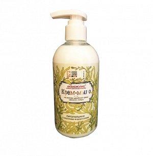 Крем-мыло АКВАБИОЛИС «Питательное с морскими водорослями»