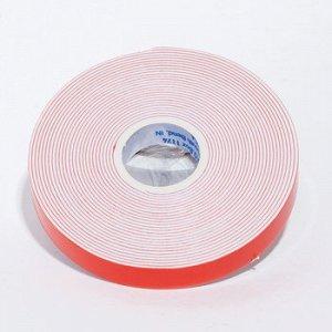 Лента клейкая двухсторонняя ABRO MASTERS белая 12мм-5м