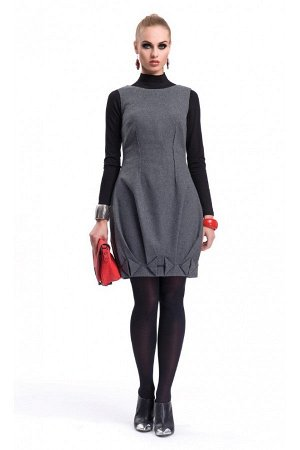 Платье ZAPS SYNTIA 1314 цвет 021 шерсть