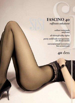 Sisi / Колготки FASCINO 40 (шелковистые колготки с эффектом обнаженности)
