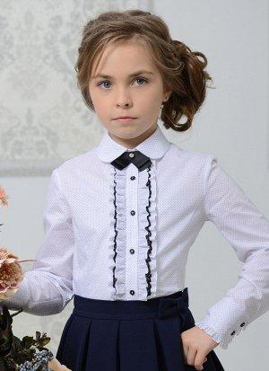 Блузка для школы GERMIONA