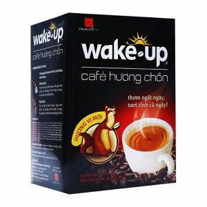 Растворимый  вьетнамский кофе Транг Нгуен кофе Лювак 18пак*17гр