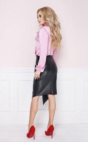 Блузка Описание: –Размер:42-44 –Цвет:розовый –Материал:шелк- армани –Страна производства:Украина