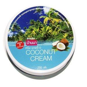 Крем для тела кокосовый Банна Banna 250 мл