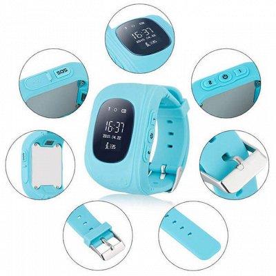 Умные детские часы с GPS SmartBabyWatch - 116 — Комплектующие к детским часам — Часы