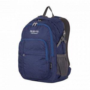 Рюкзак Удобный городской рюкзак ярких расцветок Полар  выполнен из прочного полиэстера 600D. Полностью вентилируемая и удобная ортопедическая спинка, мягкие плечевые лямки создают дополнительный комфо