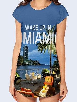Туника Проснуться в Майами