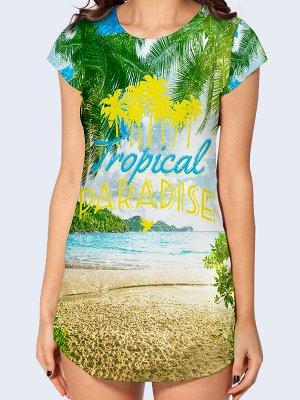 Туника Тропический рай
