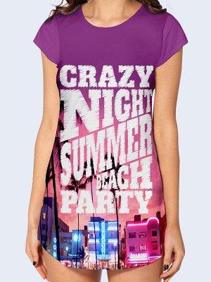 Туника Summer beach party