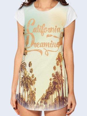 Туника Мечты о Калифорнии