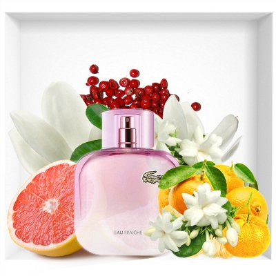 Элитная косметика и парфюмерия . Майская акция — Lacoste — Парфюмерия