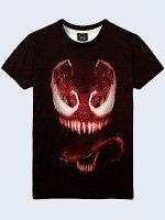 3D футболка Venom art