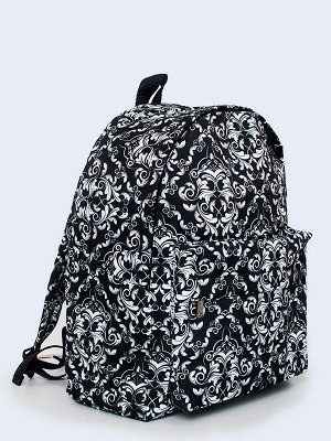 Рюкзак Черно-белый узор