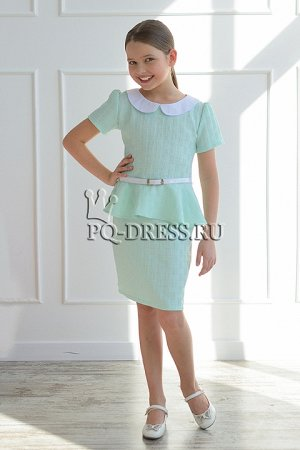 Платье Ремешок входит в комплект к платью. *** Замеры платья: 30-ОГ 32х2, ОТ 29х2, длина изделия от плеча 65см 32-ОГ 34х2, ОТ 31х2, длина изделия от плеча 70 см 34-ОГ 36х2, ОТ 33х2, длина изделия от