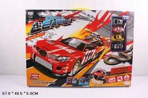 4306 а/трек + 4 машины, в коробке 061167,017950