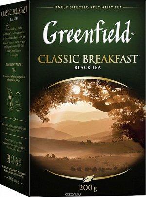 Чай Гринфилд Classic Breakfast 100г