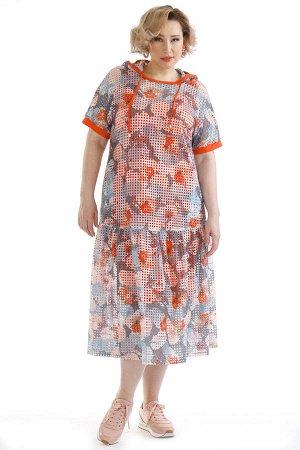 Платье 1466  ТМ АВЕРИ