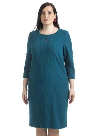 Арт. Платье 1348 Бирюза