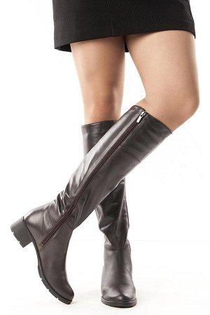 Сапоги на худую ногу