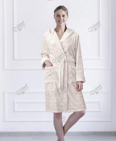 ДУШКА-МАХРУШКА-для самых любимых.Полотенца*халаты*тапки  — Халаты велсофт (мужские, женские, детские) — Халаты