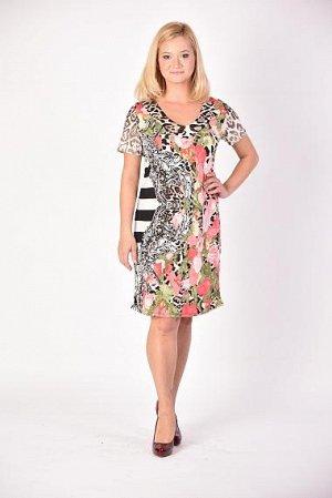 Платье . Модель № 24 .