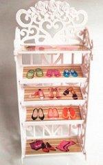 Полка для обуви (БЕЗ обуви)