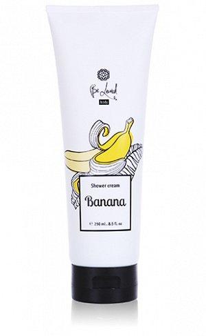 Гель-крем для душа Banana