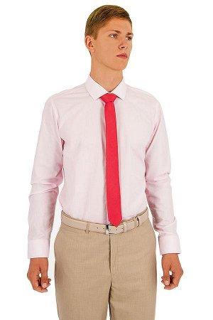 Сорочка приталенная длинный рукав