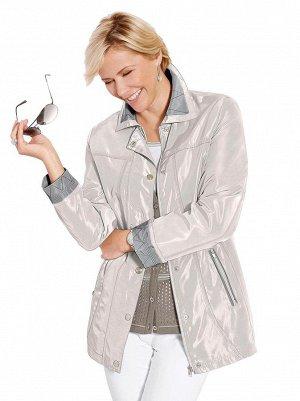 Куртка ветровка  WITT. Бежевая
