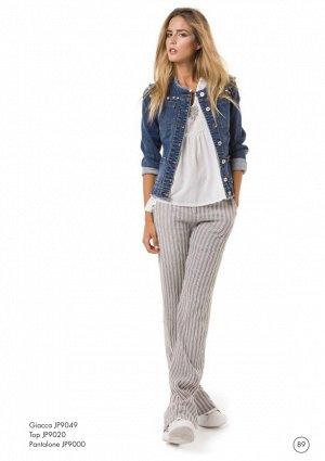 пиджак джинсовый 46 Cristina Gavioli