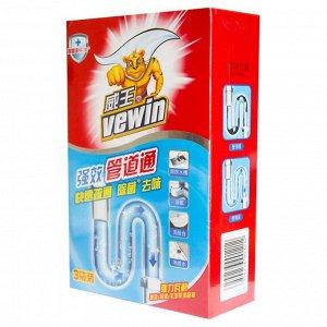 Средство для прочистки труб VEWIN 100 г *3шт