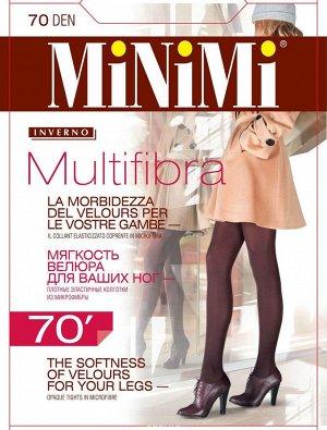 Колготки MULTIFIBRA 70 (цветная)
