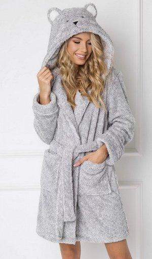 Очень тёплый мягкий халат
