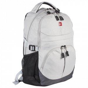 """Рюкзак B-PACK """"S-07"""" (БИ-ПАК) универсальный, упл. спинка, об"""