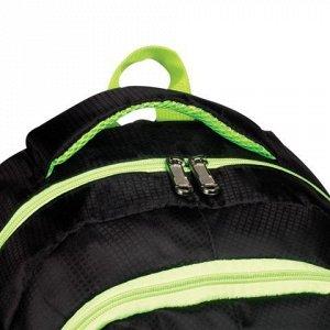 Рюкзак BRAUBERG для ст.классов/студентов/молодежи, Неон, 30