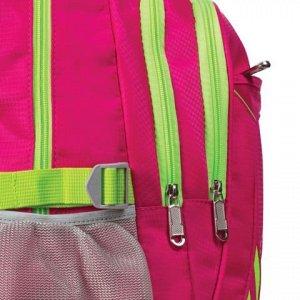 Рюкзак BRAUBERG для ст.классов/студентов/молодежи, Роуз, 30
