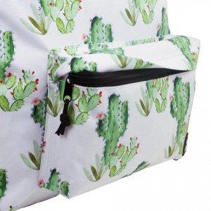 Рюкзак BRAUBERG универсальный, сити-формат, белый, Мексика,