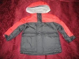 """Куртка демисезонная """"три в одном""""."""
