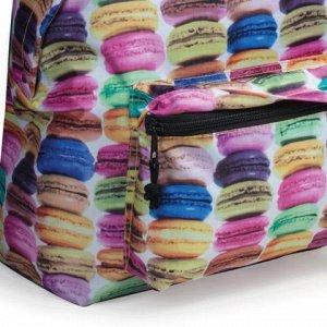 Рюкзак BRAUBERG универсальный, сити-формат, разноцветный, Сл