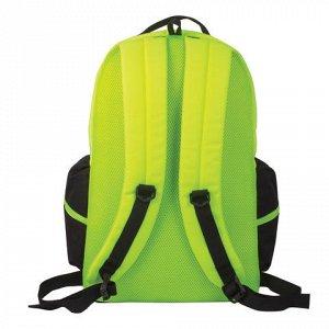 Рюкзак BRAUBERG, для ст.классов/студентов/молодежи, Гарвард,