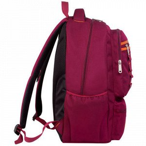 Рюкзак BRAUBERG, для ст.классов/студентов/молодежи, Джерси,