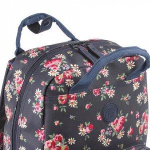 Рюкзак GRIZZLY для средних/старших классов, девочка, Мильфле