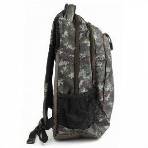Рюкзак WENGER универсальный, зеленый камуфляж, 34 л, 48*37*1